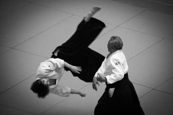 Aikido Wurf