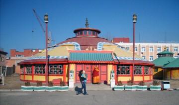 Mönchsgebäude – Die Ursprünge von Chi Kung?