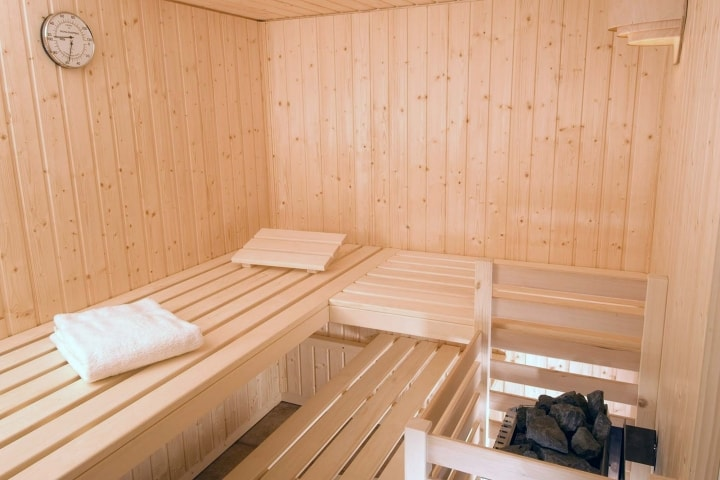 IMMEX Sauna innen