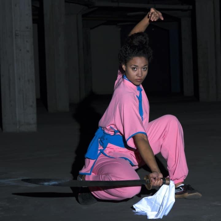 Leslie Kunz Wushu