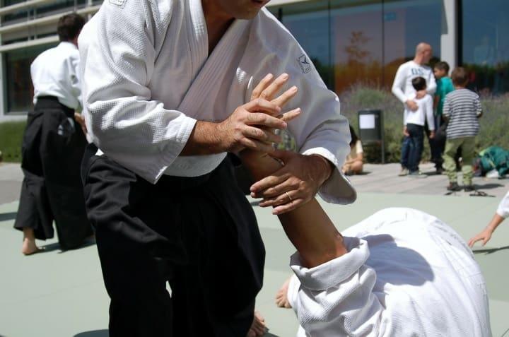 Miteinander Kampfkunst lernen
