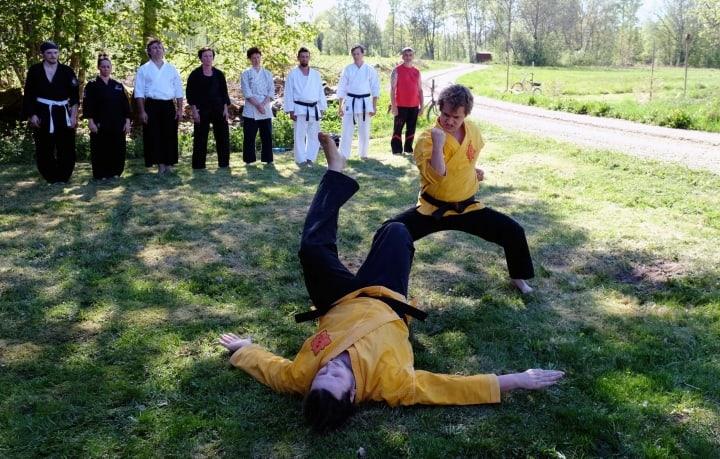 """Budo-Pädagogik nutzt das """"erzieherische Wesen"""" von Kampfkunst als Weg zur besseren Persönlichkeitsentfaltung"""