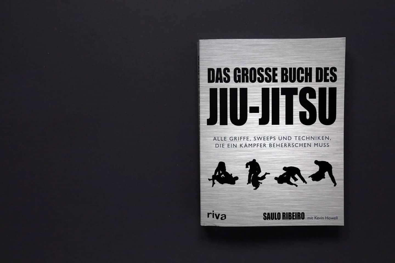 Das große Jiu Jitsu Buch Cover