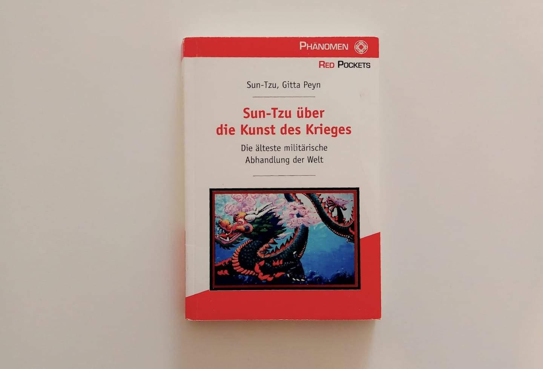 """Eine, der zahlreichen Ausführungen des Buches: """"Die Kunst des Krieges"""" von Sun-Tzu."""