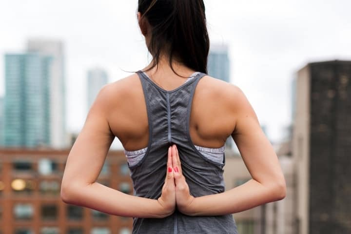 Einer der Gründe für Kampfkunst ist die Gesundheit, Beweglichkeit und die Förderung des eigenen Körpers