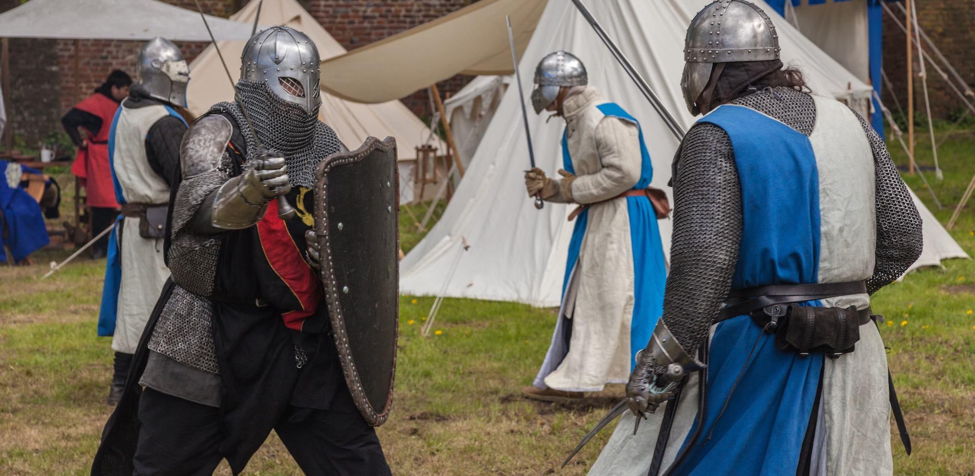 Wer waren die besten Kämpfer und Krieger?