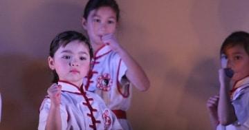 Kampfkunst für Kinder
