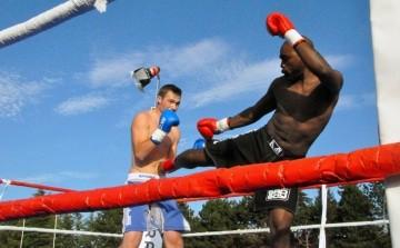 Kickboxen Logo
