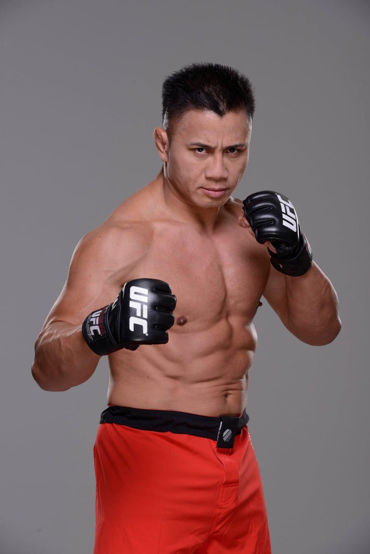 MMA Profi Kämpfer Cung Le (84kg)