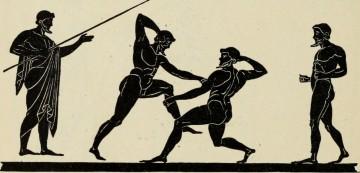 Pankration Logo