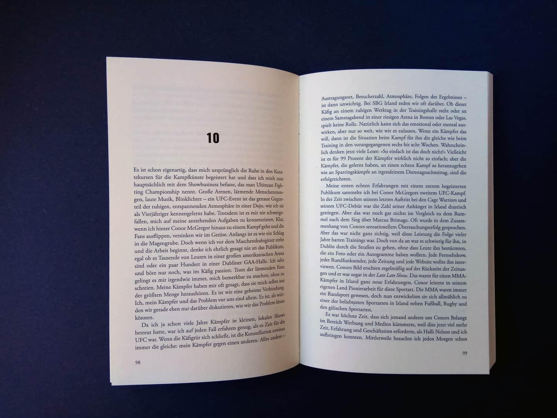 Auszug des Buches Siege oder lerne