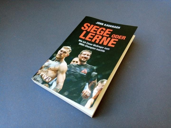 Cover und Buchtitel von Siege oder lerne