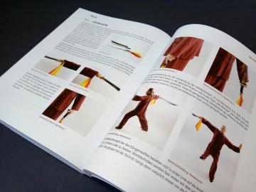 Tai Chi - Komplettes Trainingsbuch Karsten Kalweit – Waffenformen
