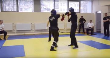Wing Tsun Vollkontakt Turnier in Russland